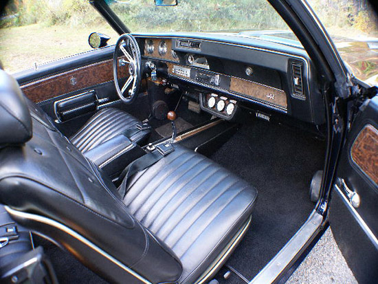 1970 Olds Cutlass Supreme 442 W-30 Convertible – Woodward