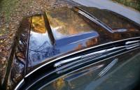 1970 Olds Cutlass Supreme, 442 W-30 Convertible hood photo: David Woodward