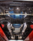 1970 Oldsmobile Cutlass Supreme 442 W-30 Convertible Undercarriage